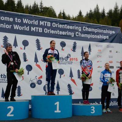 Emily Benham gains bronze in World MTBO Championships
