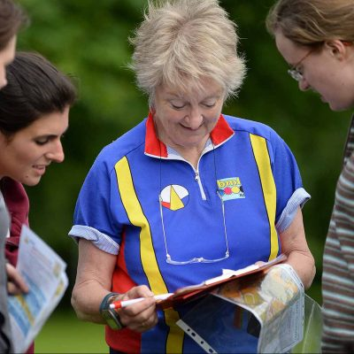 Sarum Orienteering Club Night at Victoria Park, Salisbury on Tue 21st June 2016.