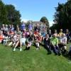 Sarum Orienteering Club Moonraker Relay at Downton Moot on Sun 21st Aug 2016.