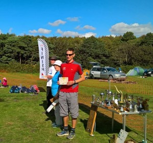 Ben Chesters, SWOA M35 Long Distance Champion and Caddihoe winner