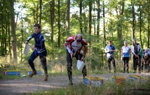 Sarum Orienteering Club Galoppen at Collingbourne Woods on Sun 9th Oct 2016.