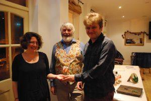 Stamina Award: Janet and Martin Thirkell